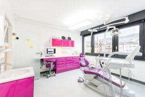 salles de soins dentiste docteur Perrin