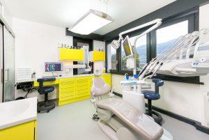 Salle de soins Docteur Perrin